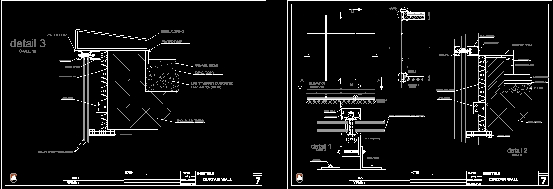Construction Details Dwg Detail For Autocad Designs Cad