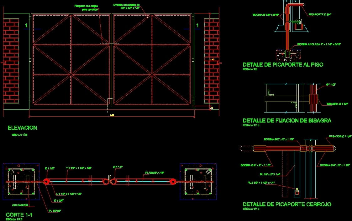 Garage Door Cad Drawings Wageuzi