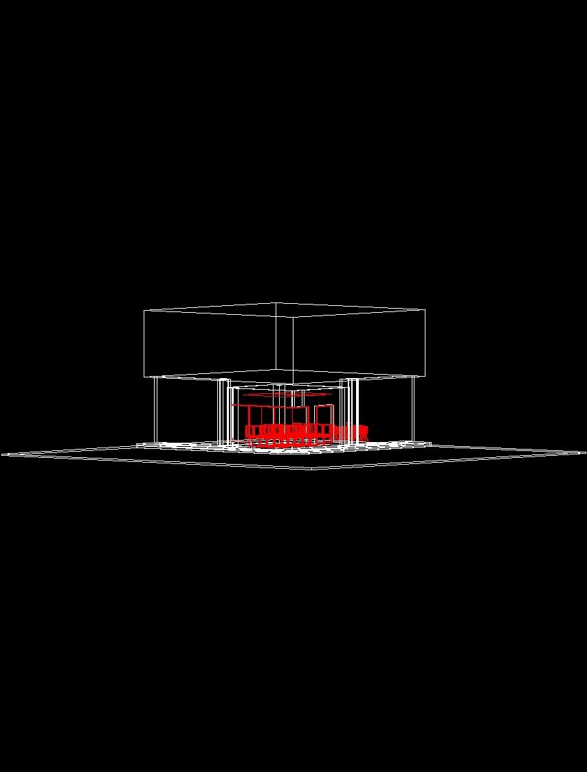 Autocad 3d House Design Software: Dinning Room 3D DWG Model For AutoCAD