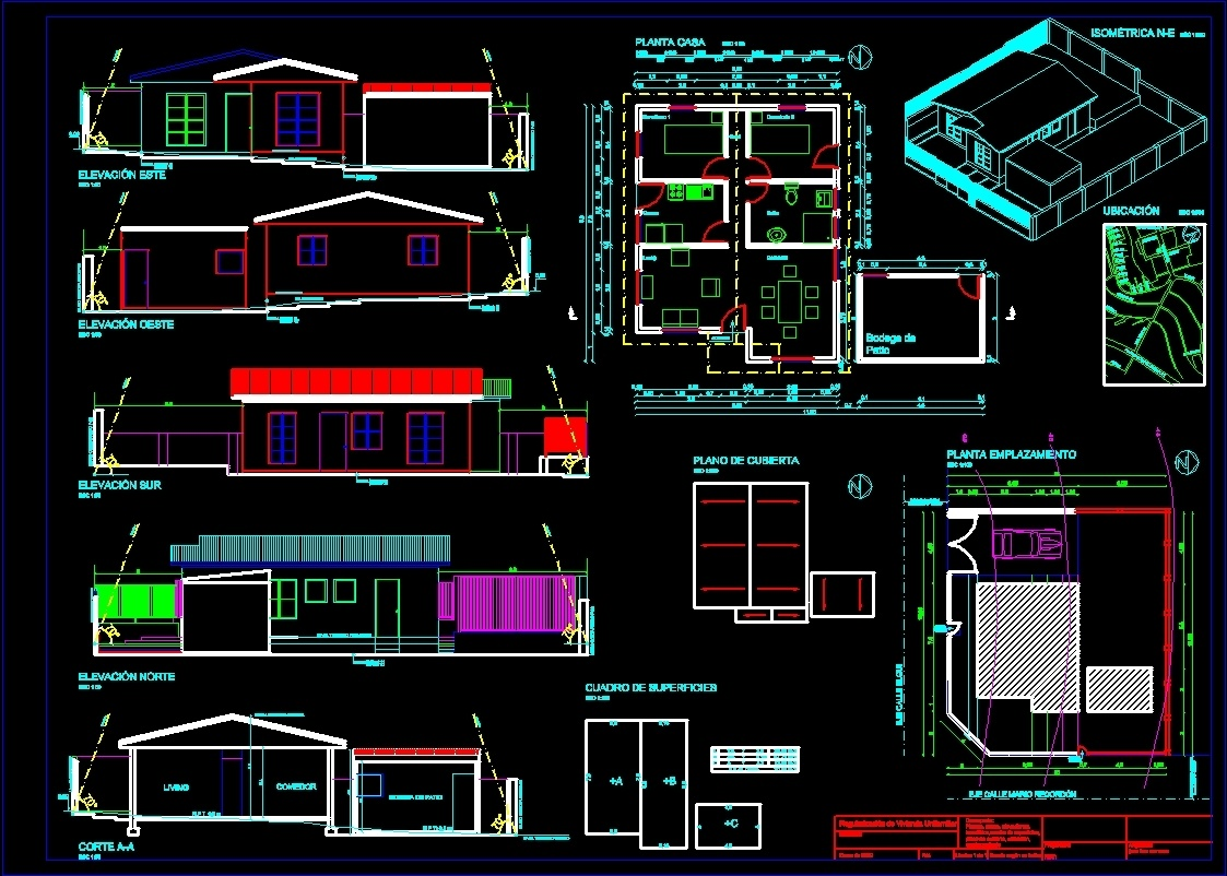 Drawings to obtain permits on do it yourself low income housing dwg additional screenshots solutioingenieria Gallery