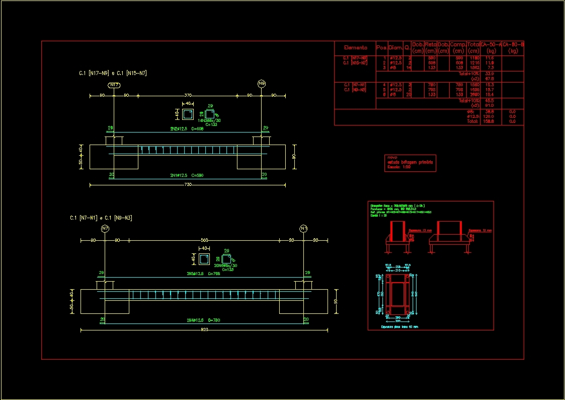 Foundation Jaw Crusher Plant Dwg Block For Autocad