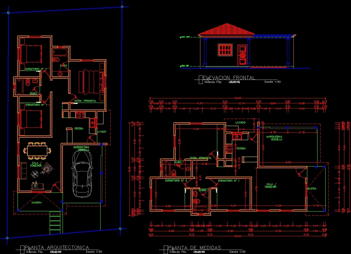House d dwg section for autocad designs cad for House cad