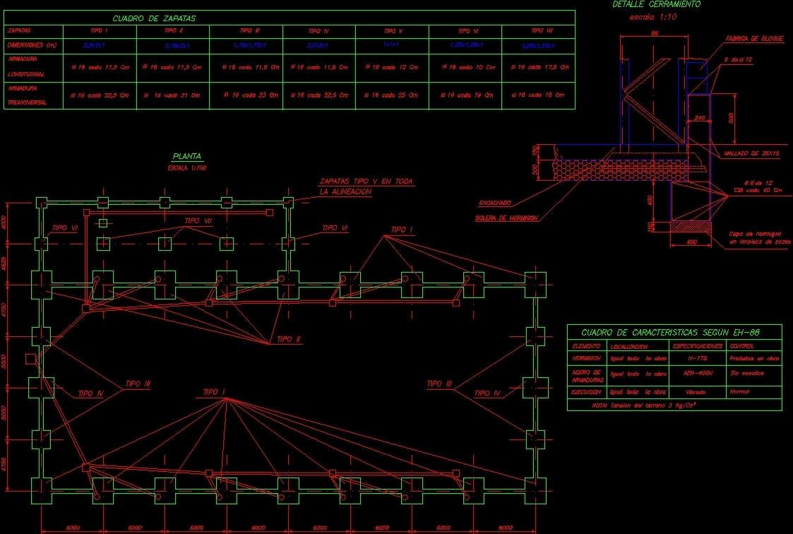 Overhead Crane Autocad Drawing : Nave with bridge crane dwg section for autocad designs cad
