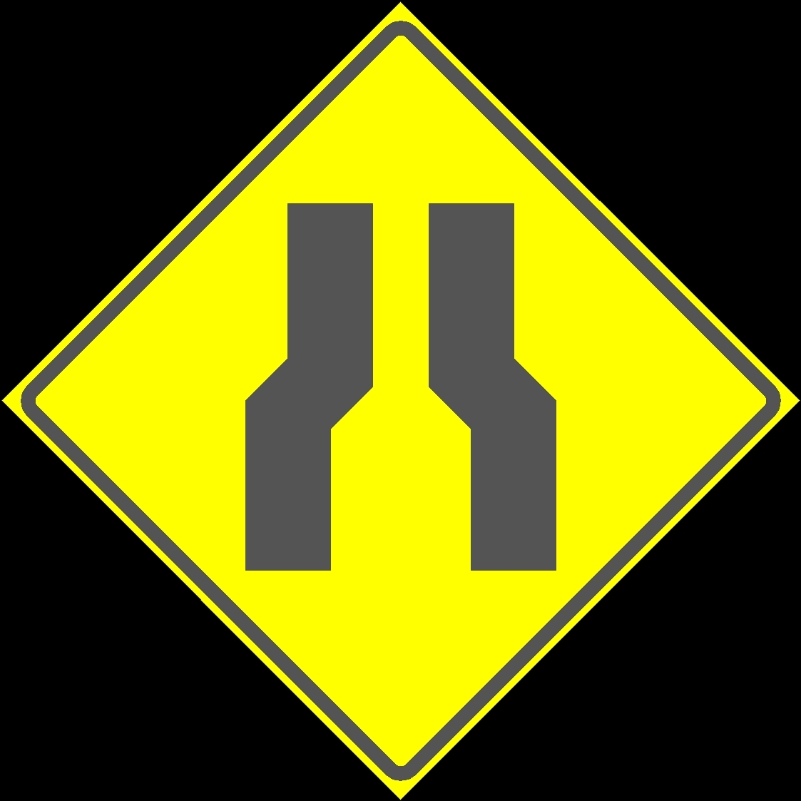 Road Signs And Symbols, Caution, Warning–Brazil DWG Block ...Symbols