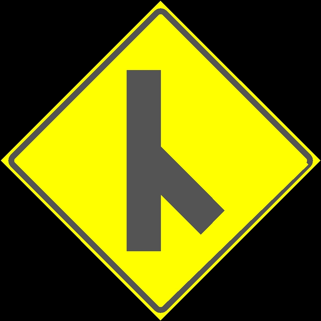 road signs and symbols  caution  warning