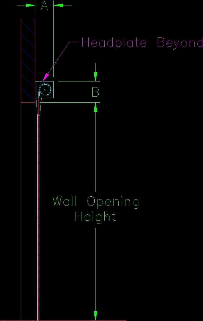 File Type dwg  sc 1 st  DesignsCAD.com & Rolling Door Detail DWG Detail for AutoCAD u2022 Designs CAD pezcame.com