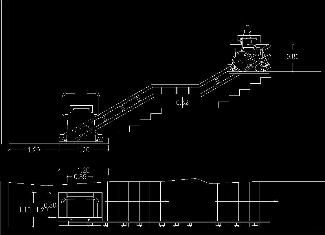 Sliding Seat Electric Dwg Plan For Autocad Designs Cad Electrical Drawing Symbols File Type