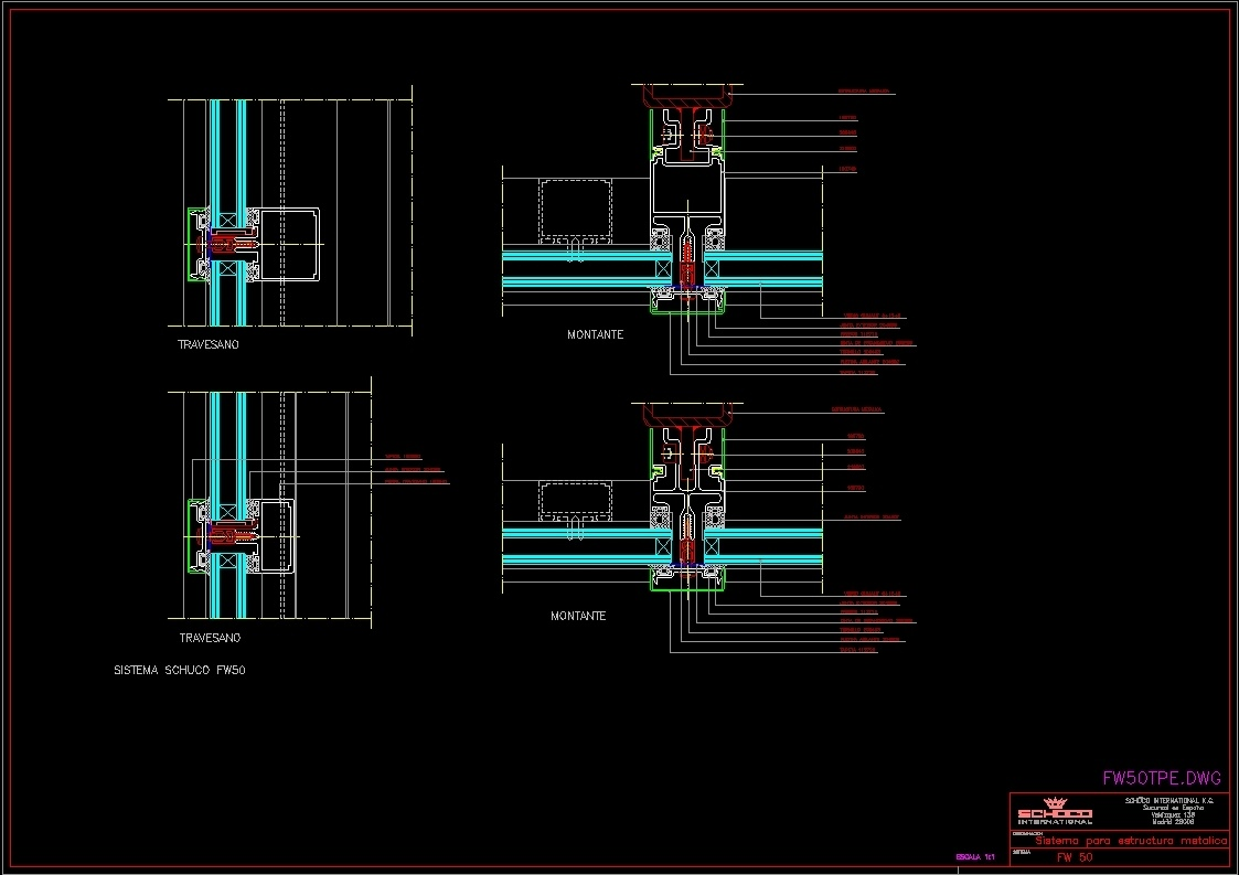 Steel Openings Details Doors Dwg Detail For Autocad