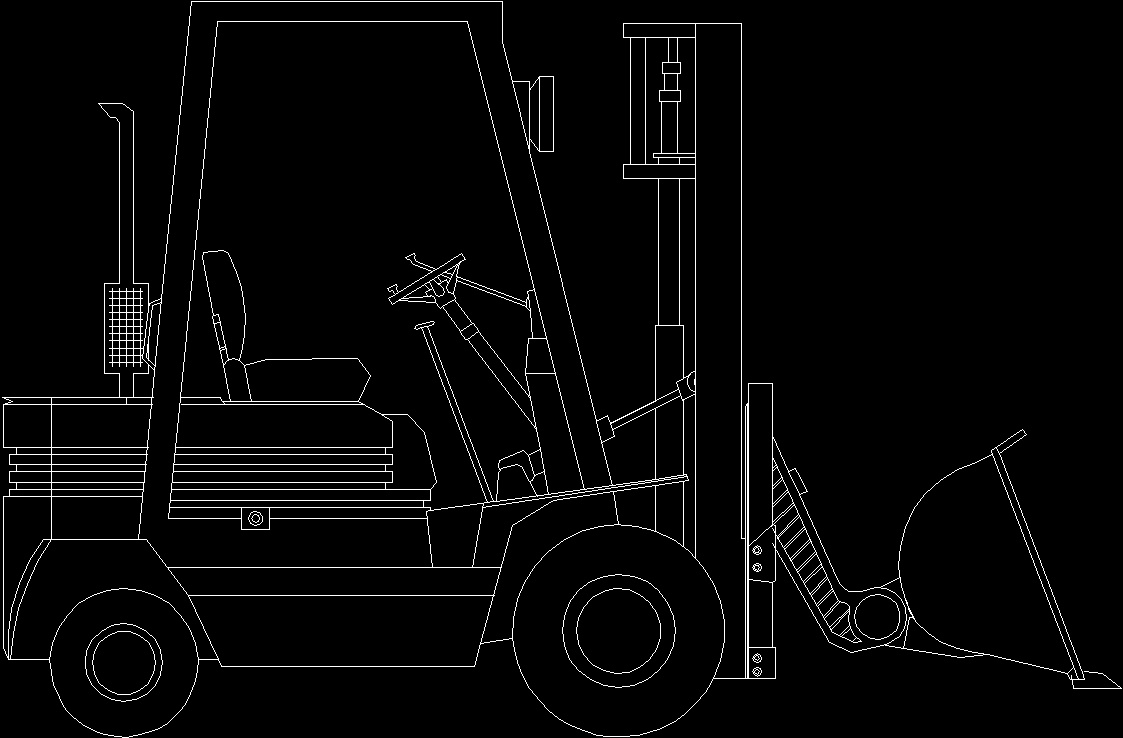 Vehicles DWG Block for AutoCAD – Designs CAD
