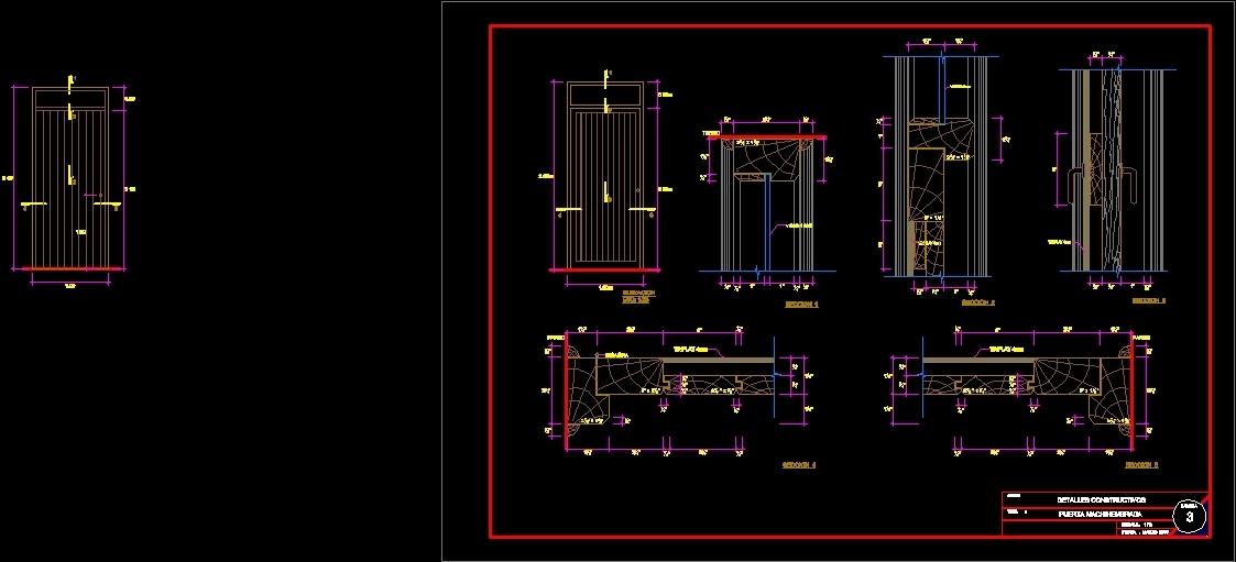 Astonishing Folding Door Detail Cad Gallery - Image design house ...
