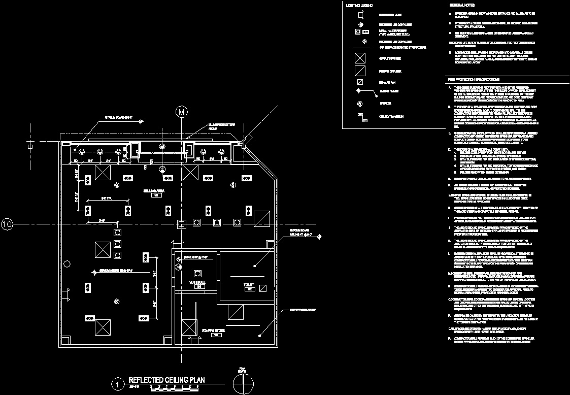 Store Design Dwg Plan For Autocad Designs Cad
