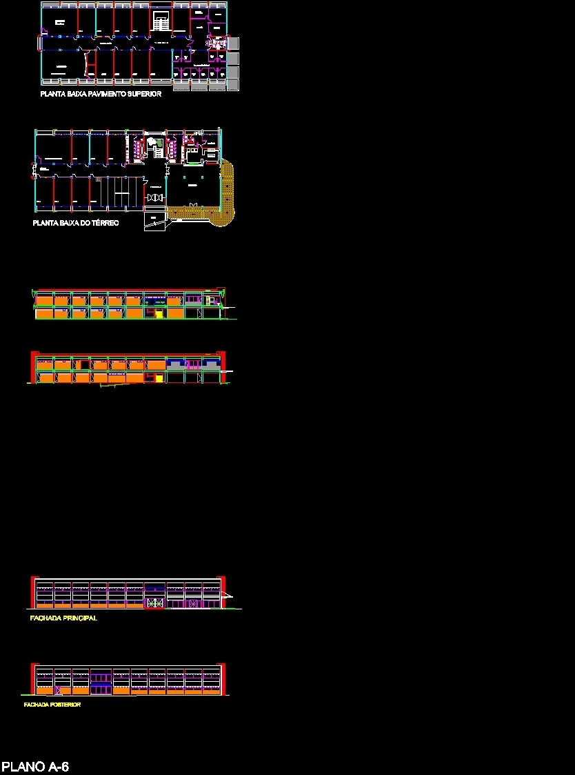 Private School Dwg Full Project For Autocad Designs Cad