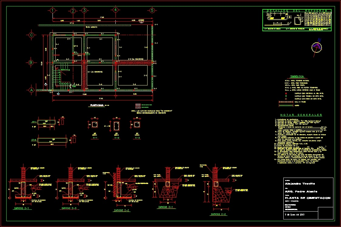 Pile Foundation Dwg Plan For Autocad Designs Cad – Fondos de Pantalla