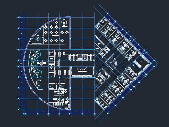 design  facilities  and furniture of multi