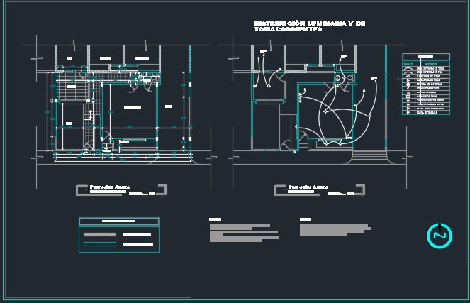 Pharmacy Drugstore Design 2d Dwg Full Project For Autocad