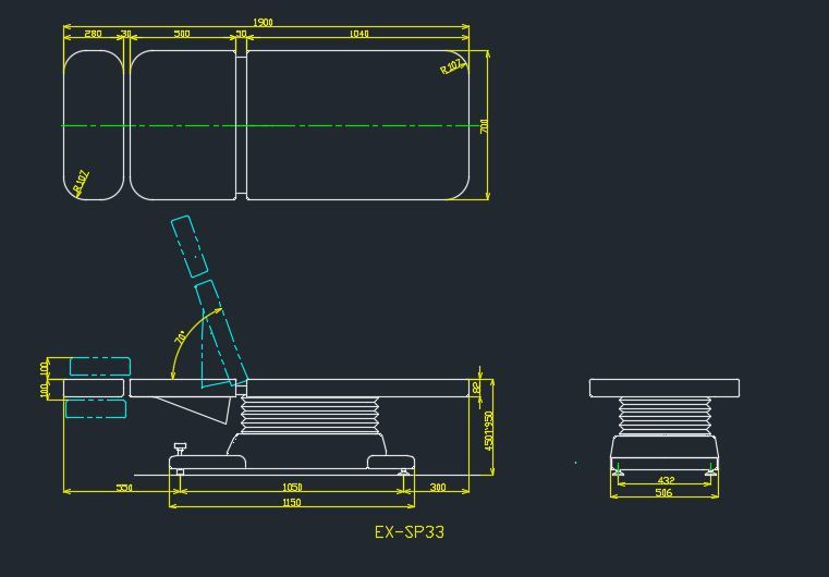 Hospital Furniture 2d Dwg Block For Autocad Designscad
