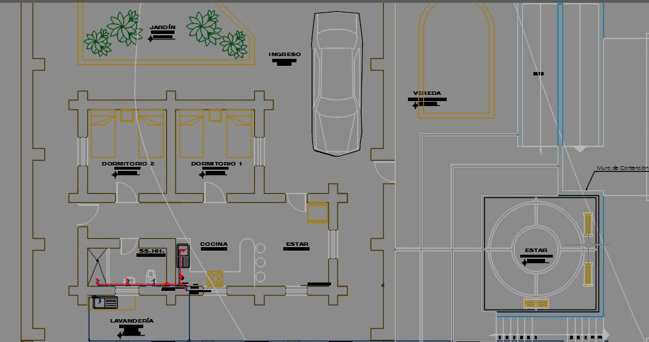 Solar Thermal 2d Dwg Design Detail For Autocad Designs Cad