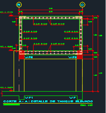 Hostel Project 2d Dwg Design Full Project For Autocad