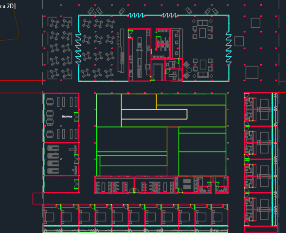 Hostel 2d Dwg Design Block For Autocad Designs Cad