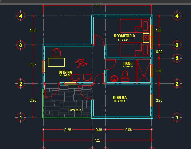 Wooden Hut 2d Dwg Design Block For Autocad Designs Cad