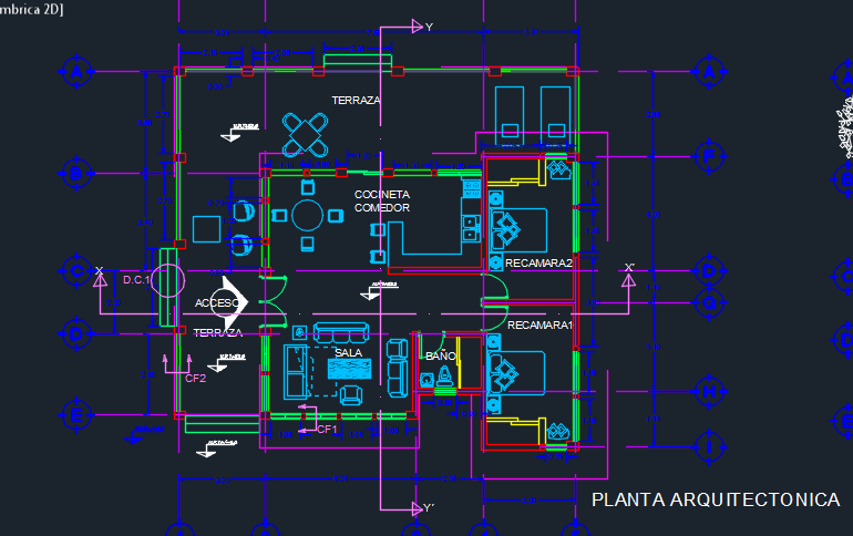 Plan G Elevation Data : Cabin elevation d dwg design plan for autocad designs cad