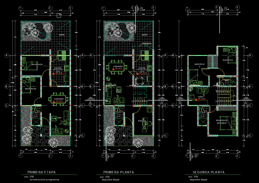 Affordable Housing 2d Dwg Plan For Autocad Designs Cad