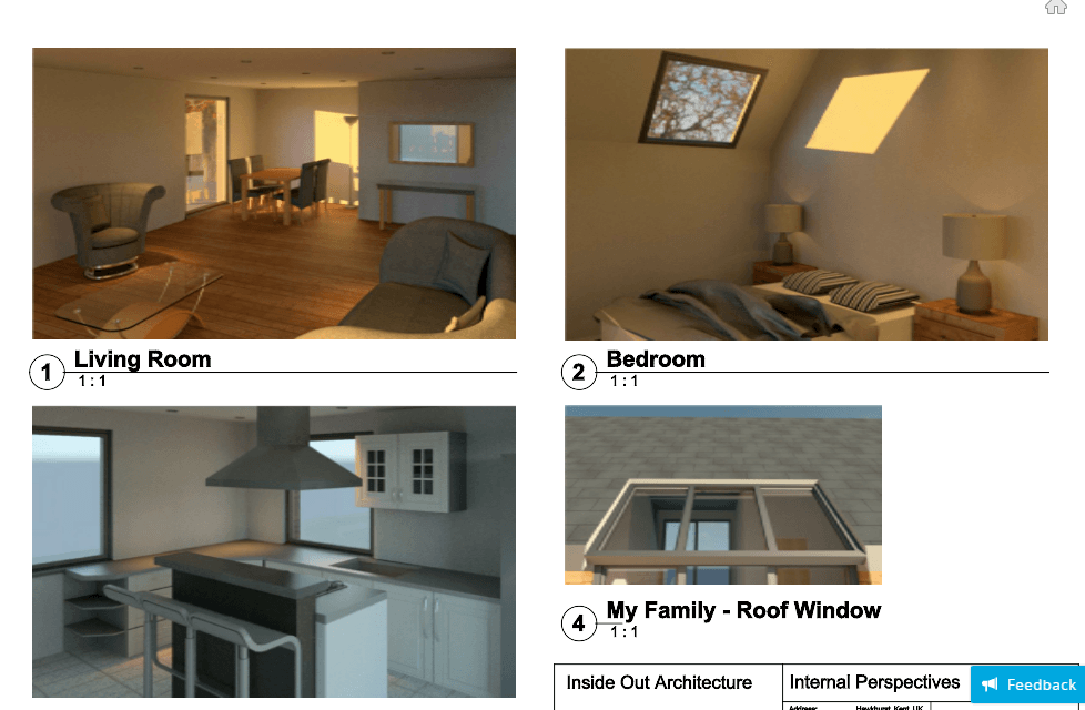 House Plan 3d Rvt Full Project For Revit Designscad