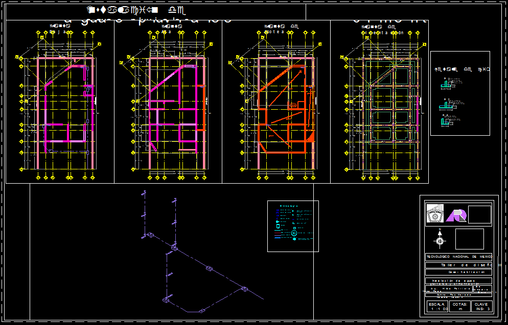 Field House 2d Dwg Full Plan For Autocad Designs Cad