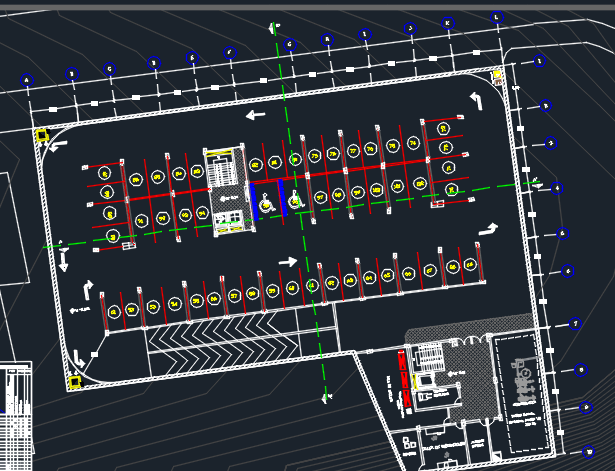 Single Floor Elevation Zip : Stars hotel d dwg design elevation for autocad designscad