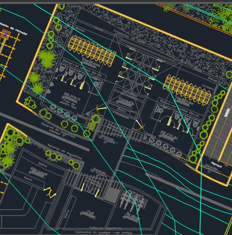 Ecological Center 2d Dwg Design Plan For Autocad Designs Cad