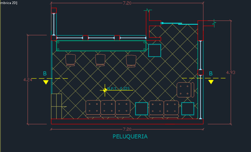 Luxurious Spa With Swimming Pool 2d Dwg Design Plan For Autocad Designscad
