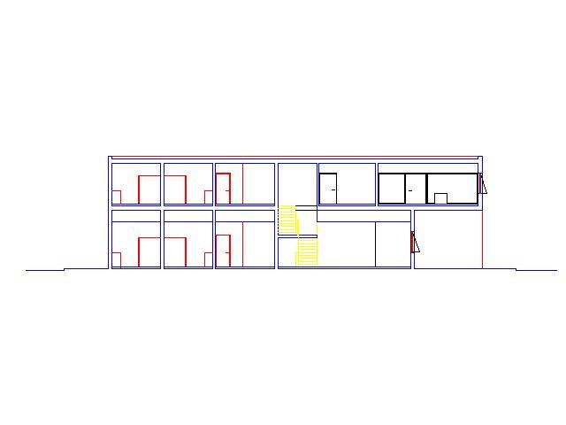 Day Care Center 2D DWG Plan for AutoCAD DesignsCAD : SEC 3 from designscad.com size 640 x 480 jpeg 11kB