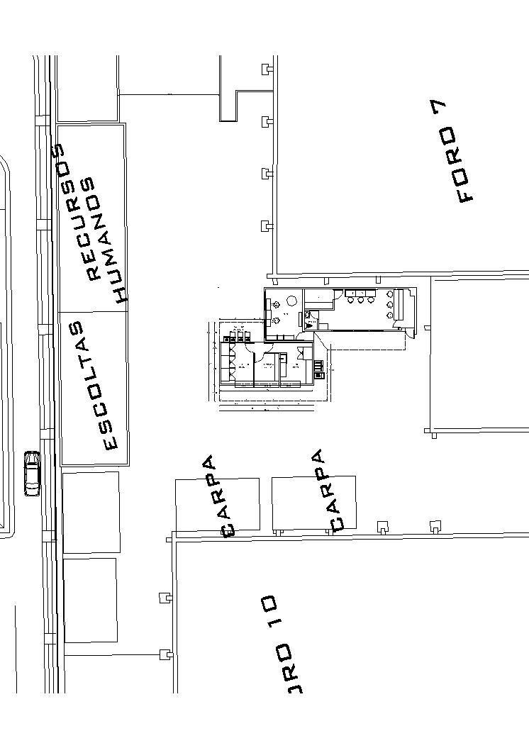 Coffee Bar 2D DWG Plan for AutoCAD • DesignsCAD