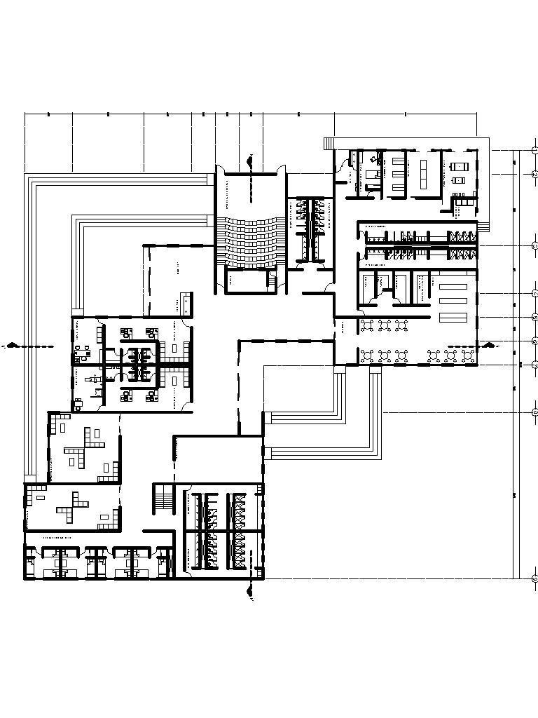 hostel  student u0026 39 s hostel  student u0026 39 s residence 2d dwg plan