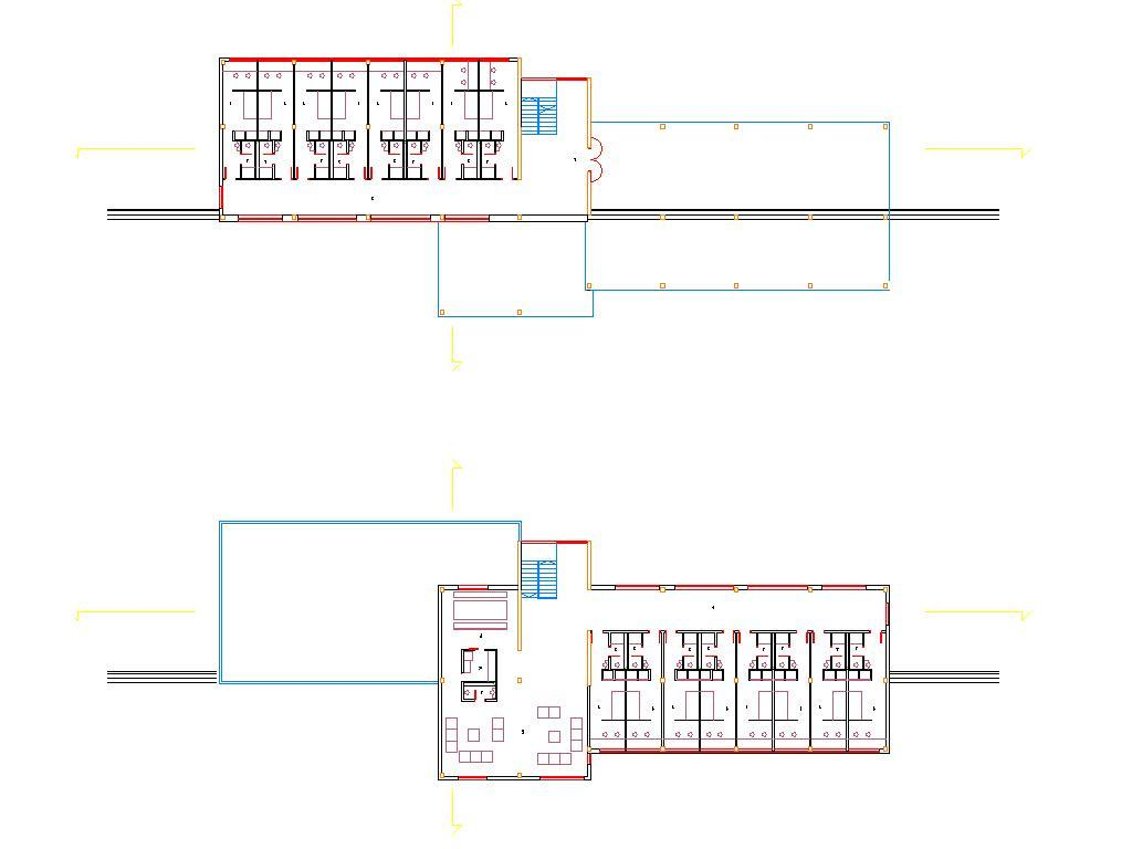house plans autocad drawings pdf