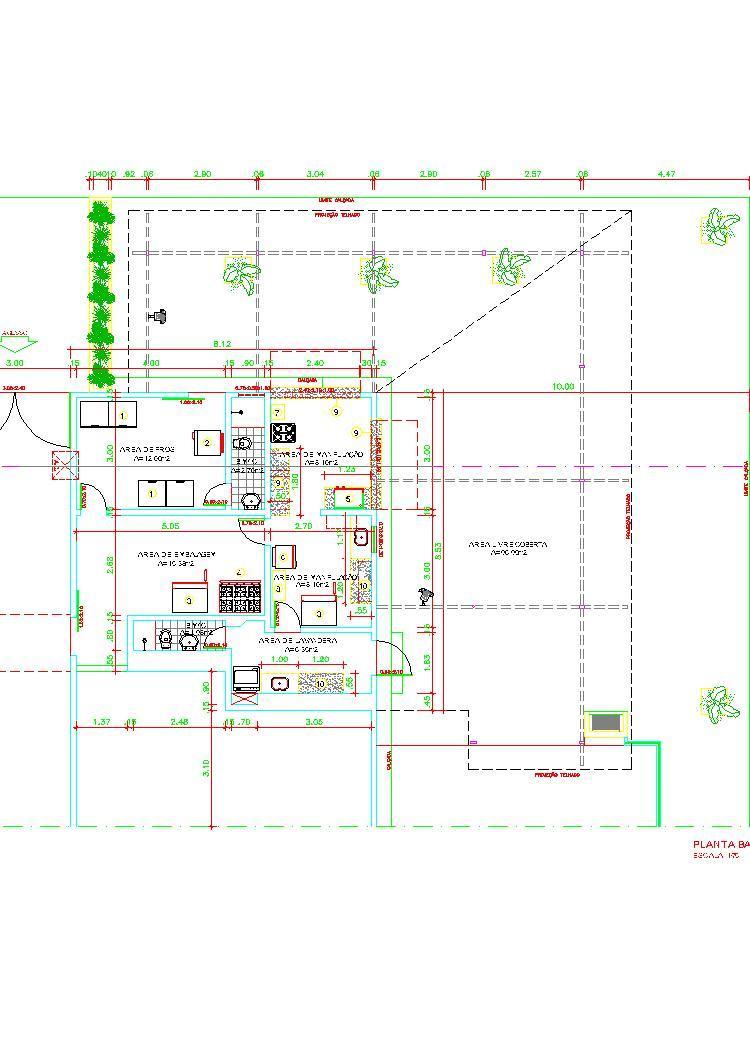 Pizzeria  Pizza Hut 2d Dwg Plan For Autocad  U2013 Designs Cad